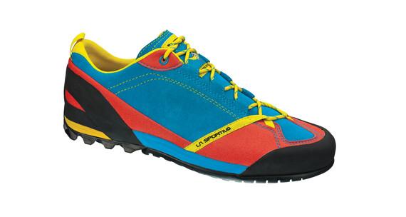 La Sportiva Mix Shoes Men blue/red
